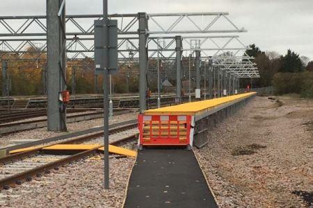 Keltbray Farnham Station